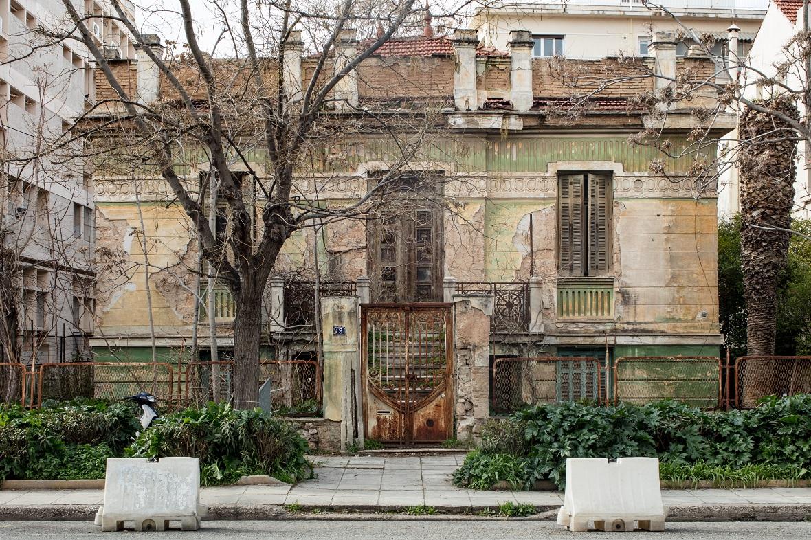 Αποτέλεσμα εικόνας για MONUMENTA, 4 έργα, κτίρια, αρχιτεκτονική της Αθήνας, ντοκιμαντέρ, app ξενάγησης, ιστορικά κτίρια, Αθήνα, Ίδρυμα Σταύρος Νιάρχος