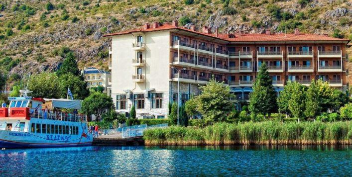 Ξενοδοχείο στην Καστοριά