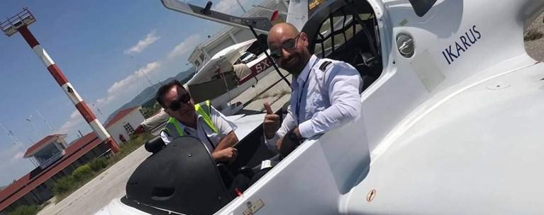 Ιωάννινα: Εντοπίστηκαν συντρίμμια του αεροσκάφους με τον ιρακινό πιλότο -... | Ελλάδα Ειδήσεις