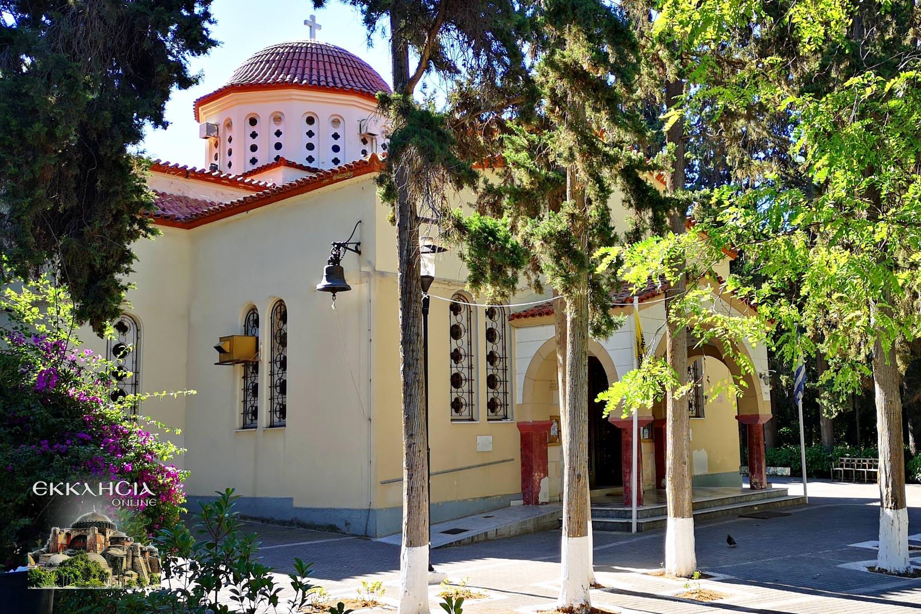 Έκκληση για αποκατάσταση της ιστορικής Εκκλησίας Αγίου Χαραλάμπους Πολυγώνου - ΕΚΚΛΗΣΙΑ ONLINE