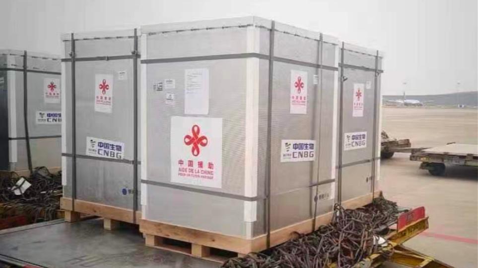 Κίνα: Δώρισε στον Νίγηρα 400.000 δόσεις του εμβολίου της Sinopharm