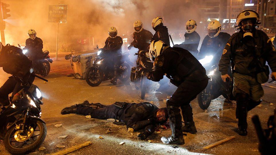 Νέα Σμύρνη: Ένας από αυτούς που ξυλοκόπησαν τον αστυνομικό ανάμεσα στους συλληφθέντες