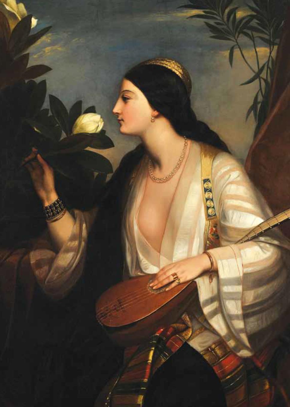 Η Γυναίκα στην Επανάσταση: Έκθεση φιλελληνικής τέχνης - Πρωτοβουλία 1821 -2021