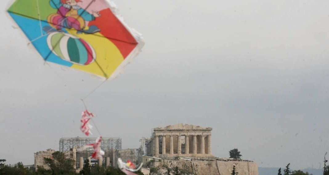 Κούλουμα στην Αθήνα: Πού να πετάξετε σήμερα τον χαρταετό σας και τι να προσέξετε