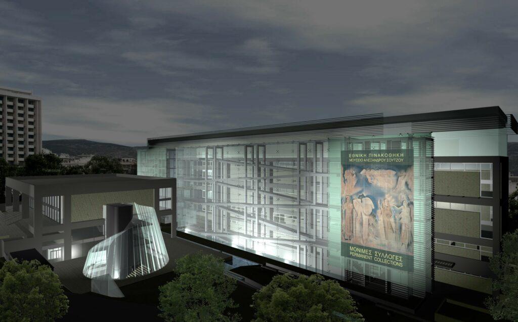 Στις 25 Μαρτίου 2021 θα ανοίξει τις πύλες της η νέα Εθνική Πινακοθήκη - Media