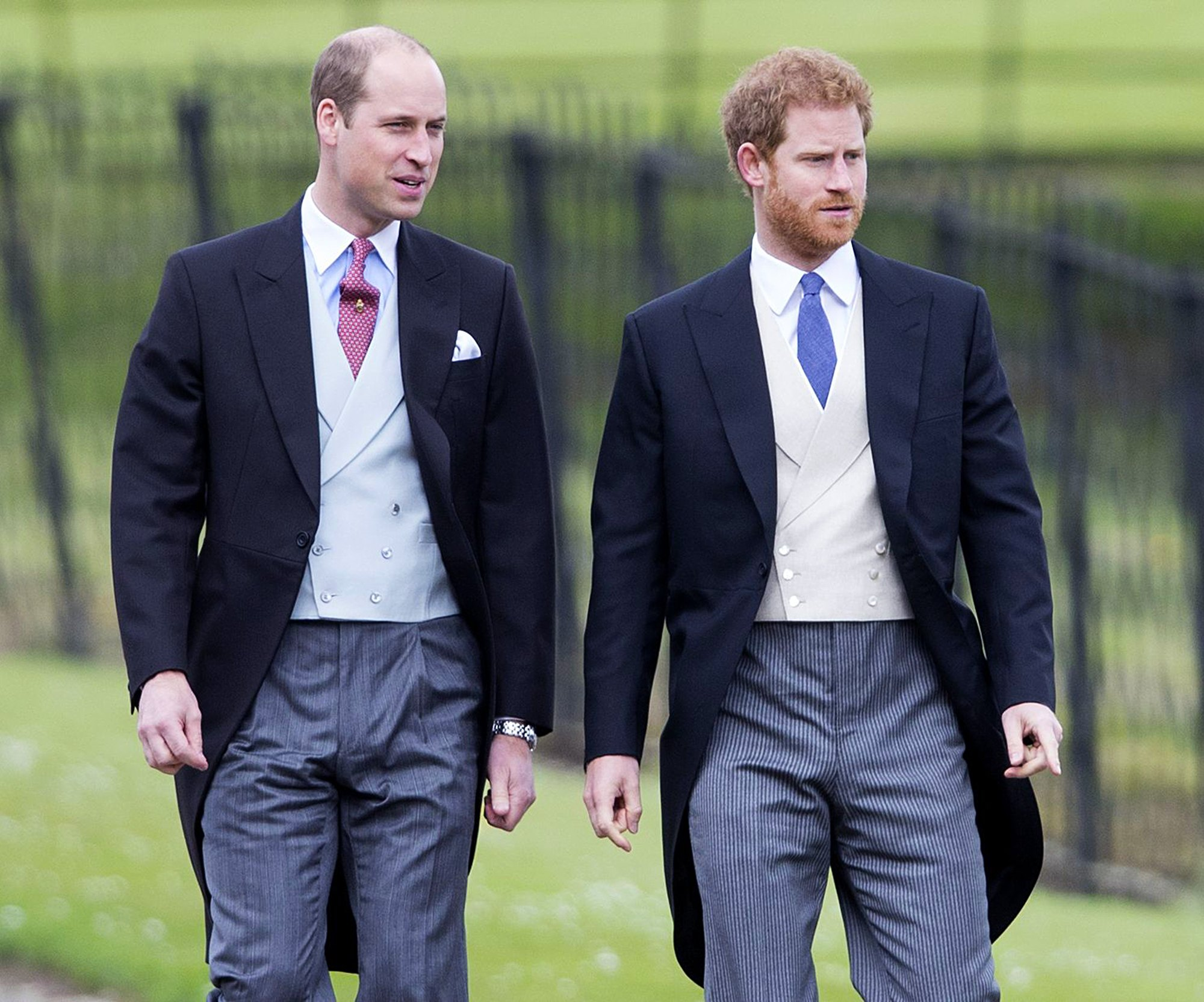 Prince William, Prince Harry's Relationship Over the Years