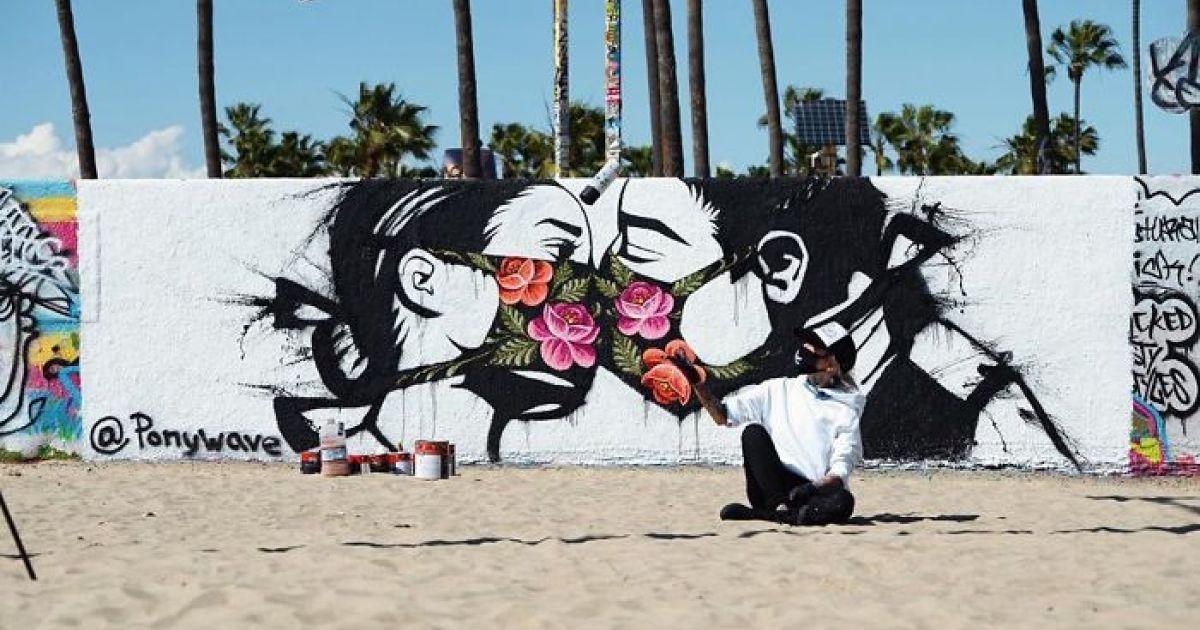 15 εντυπωσιακά γκράφιτι για τον κορωνοϊό σε όλο τον κόσμο | Athens Voice