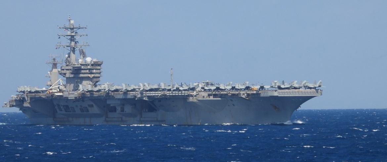 Πότε φτάνει στη Σούδα το πυρηνοκίνητο αεροπλανοφόρο Αϊζενχάουερ – HANIA.news