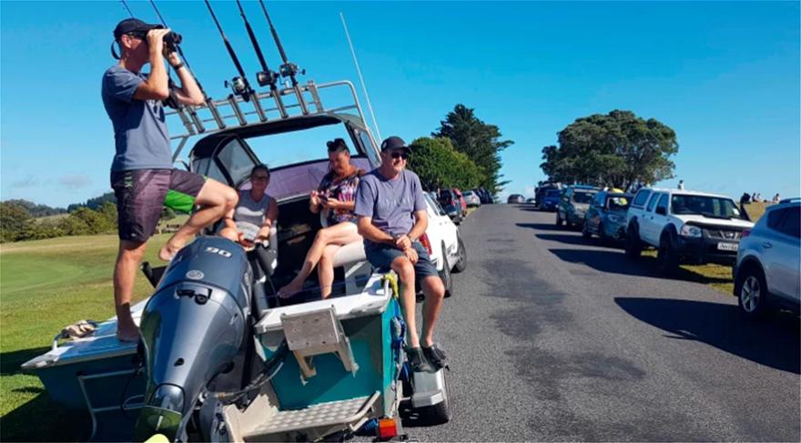 Σεισμός 8,1 Ρίχτερ βόρεια της Νέας Ζηλανδίας - Διαδοχικές προειδοποιήσεις για τσουνάμι