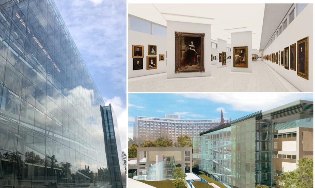 Μπήκαμε» στη νέα Εθνική Πινακοθήκη | Protagon.gr