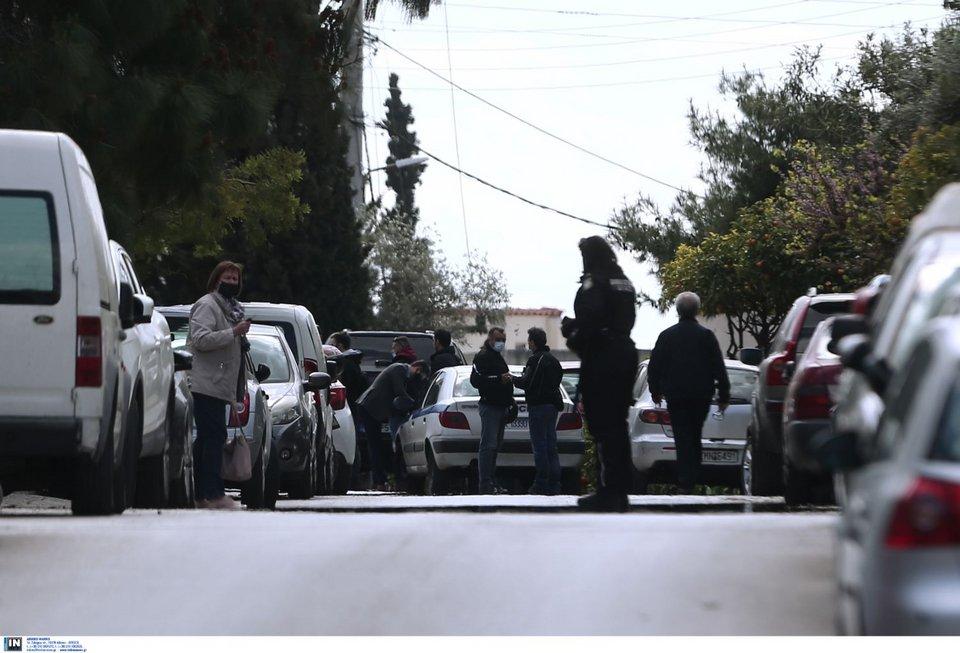 Αυτό είναι το σημείο που δολοφονήθηκε ο δημοσιογράφος Γιώργος Καραϊβάζ [εικόνες] | ΕΛΛΑΔΑ | iefimerida.gr