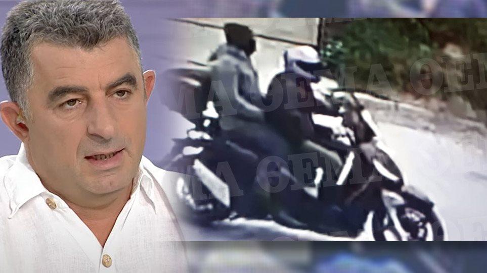 Δολοφονία Καραϊβάζ: Οι κάμερες αποκάλυψαν τους εκτελεστές στο μαύρο σκούτερ – Το λάθος τους και οι έρευνες της Αστυνομίας - dolofonia karaivaz: oi kameres apokalypsan tous ektelestes sto mavro skouter – to