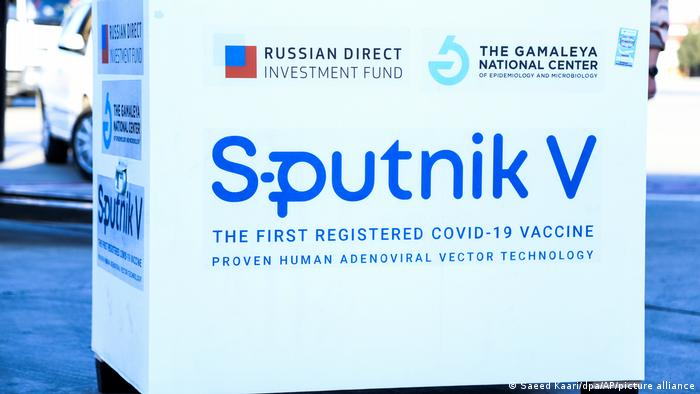 Merkel, Macron, Putin discuss Sputnik V vaccine | News | DW | 31.03.2021
