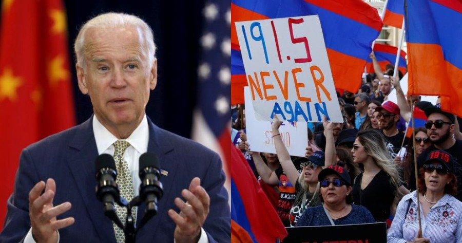 Τζο Μπάιντεν: Θα αναγνωρίσει επίσημα τη γενοκτονία των Αρμενίων - Ρήξη στις σχέσεις με την Τουρκία