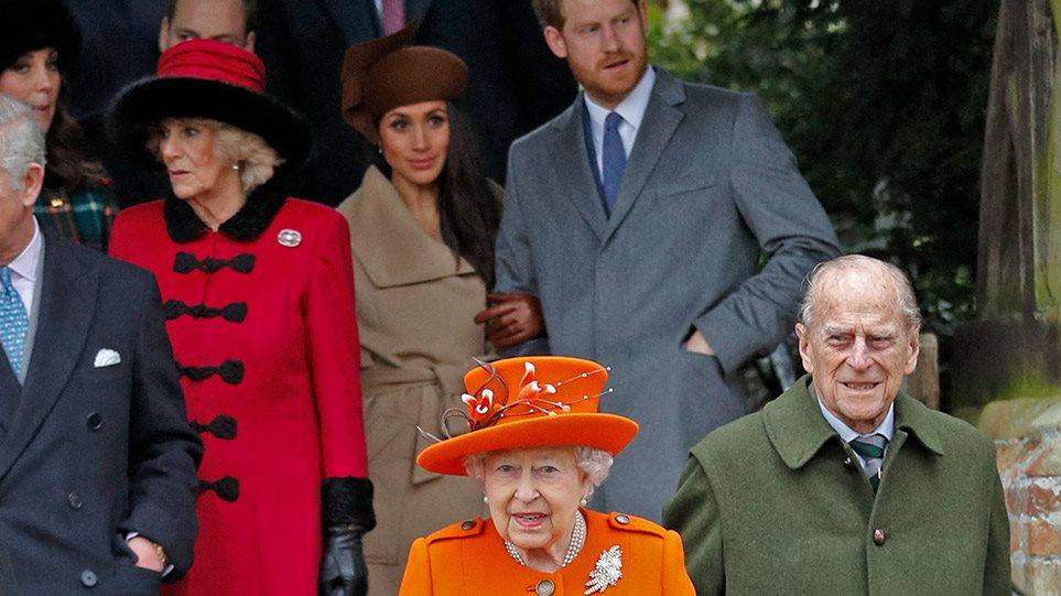 Κηδεία Φίλιππου: Ο Χάρι επιστρέφει στη Βρετανία - Τι θα κάνει η Μέγκαν;