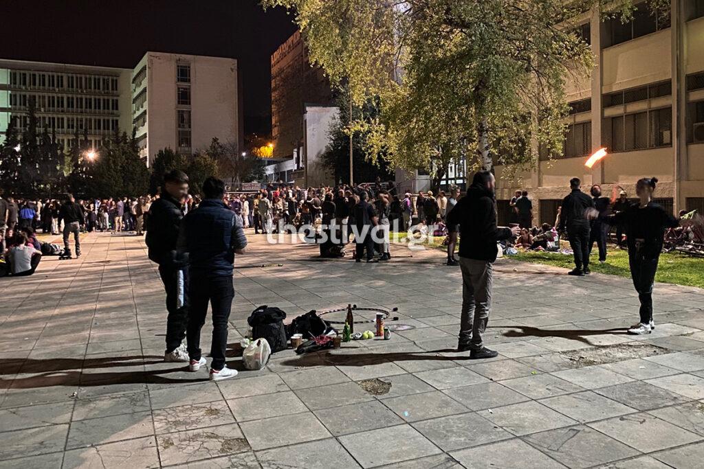 Παρλάπιπας: Θεσσαλονίκη: Πάρτυ χιλίων ατόμων στο ΑΠΘ (φωτο & video)