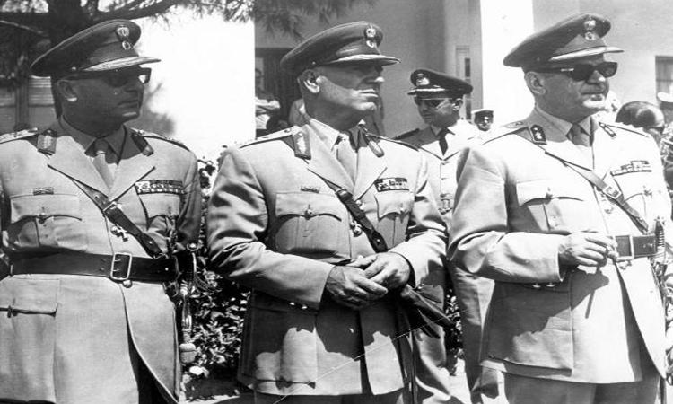 21 Απριλίου 1967: «Μαύρη» επέτειος για την Ελλάδα… Τα τανκς της Xούντας στους δρόμους της Αθήνας | Globalview|RitsmasCorner